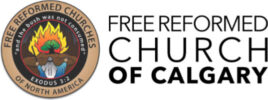 Logo for Free Reformed Church of Calgary, Calgary Free Reformed Church